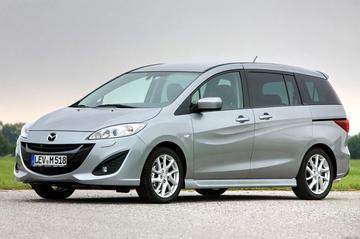 Mazda 5 1.6 CiTD S (2011)