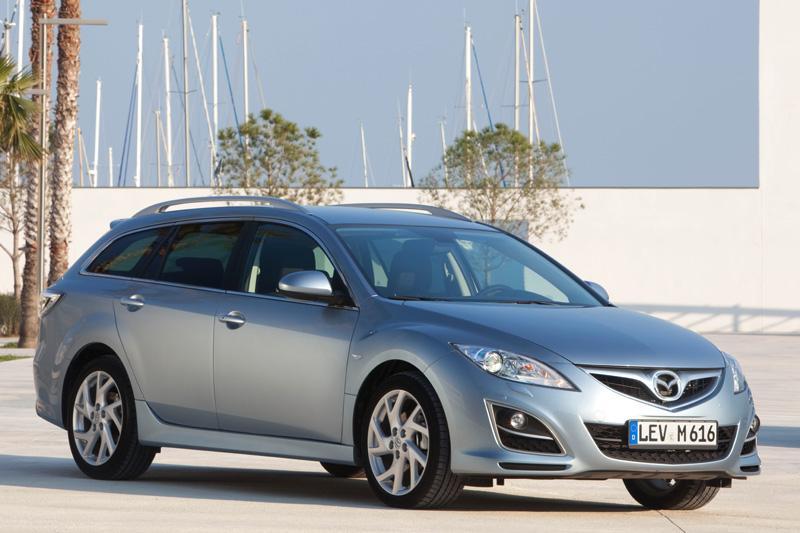 Mazda 6 SportBreak 1.8 Business (2012)