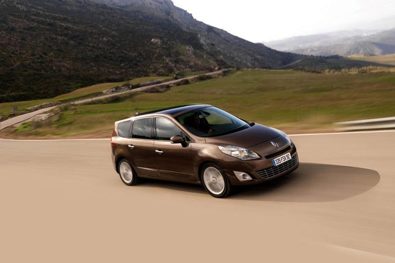Renault Scénic Energy dCi 130 Start & Stop