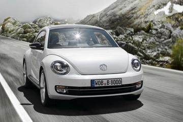Volkswagen Beetle cabrio komt er spoedig aan