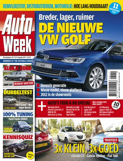 AutoWeek 32 2011