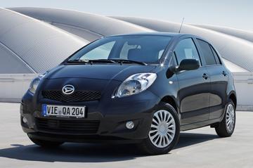 De Tweeling: Toyota Yaris - Daihatsu Charade