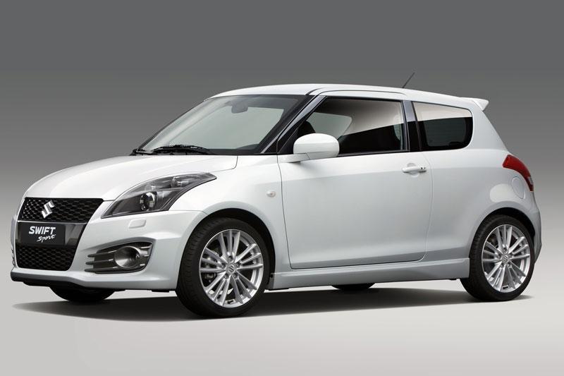 Eindelijk officieel: de Suzuki Swift Sport