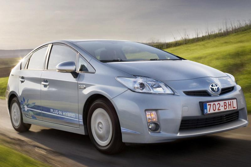 Toyota Prius Plug-in is officieel