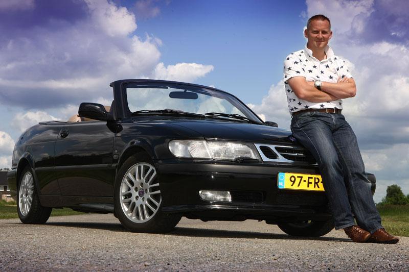Klokje Rond - Saab 9-3 cabriolet