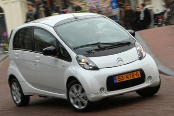 Citroën prijst de C-Zero af