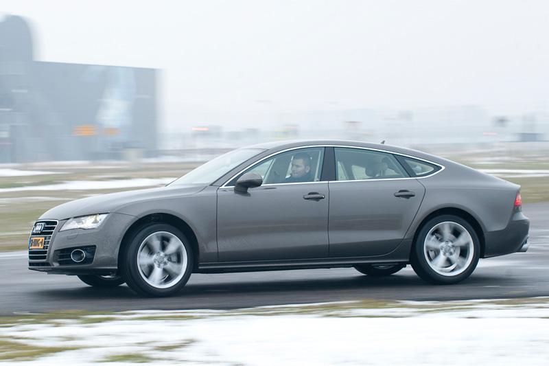 Audi A7 Sportback 3.0 TFSI quattro (2011)