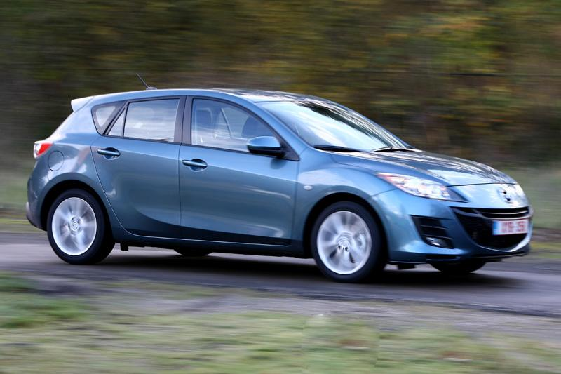 Mazda 3 1.6 CITD TS (2011)