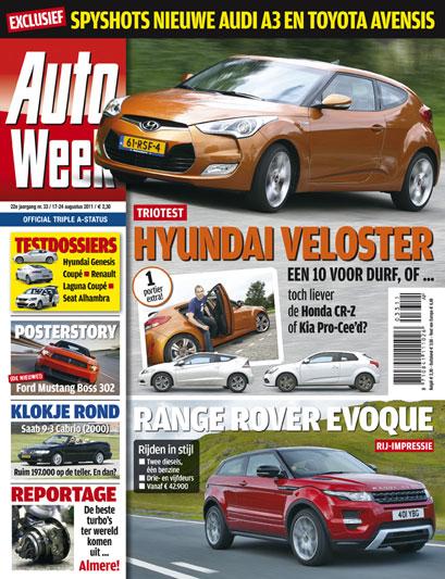 AutoWeek 33 2011