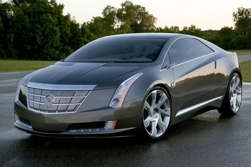 Cadillac ELR: 2+2+range extender