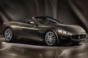 Maserati GranCabrio Fendi: heer in het leer