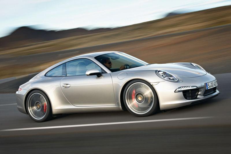 Nieuwe Porsche 911 is officieel