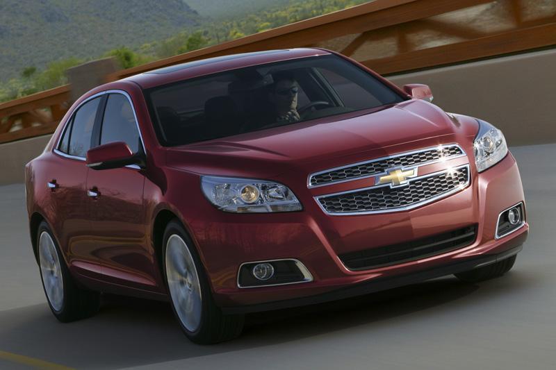 Amerikaan die geen Amerikaan is: Chevrolet Malibu