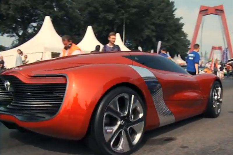 Renault Dezir even in Nederland