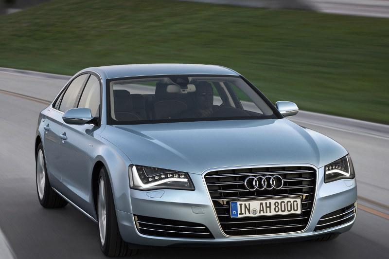 Gereden: Audi A8 Hybrid