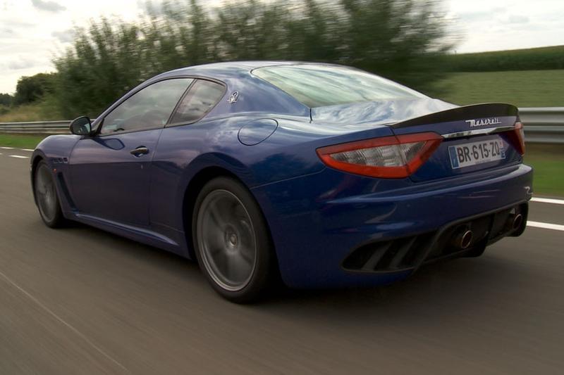Rij-impressie Maserati Granturismo MC Stradale