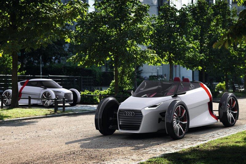 Audi Urban Concept ontstijgt schetsboek