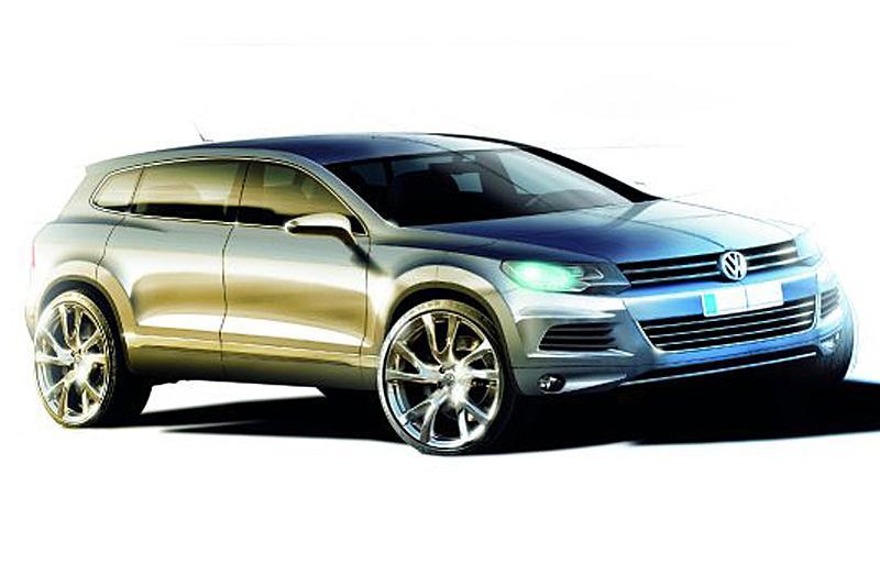 Volkswagen wil zevenzits SUV