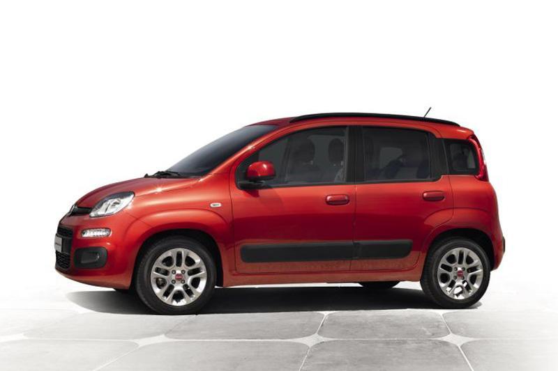 Nieuwe Fiat Panda geprijsd