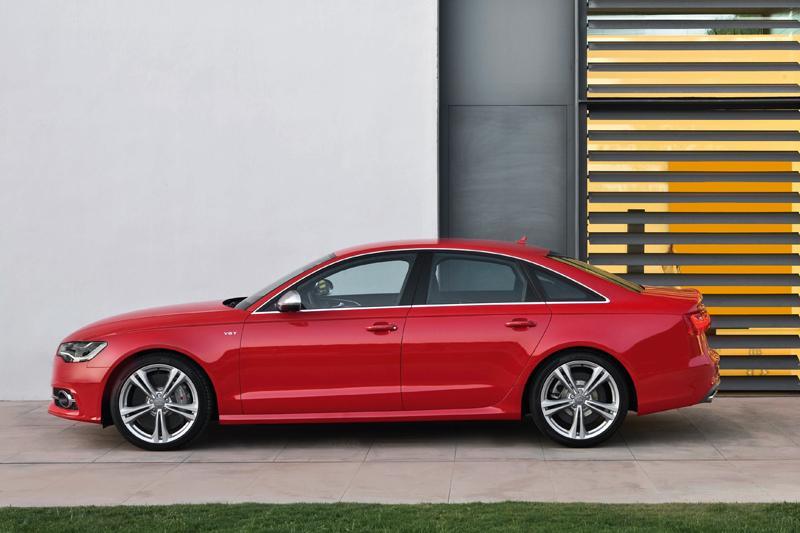 Ook Audi S6 en S7 met 4.0 TFSI