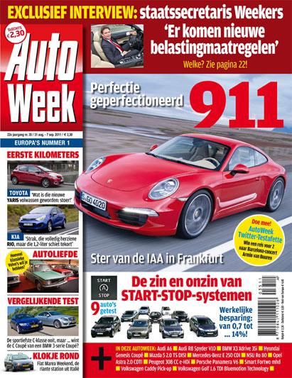 AutoWeek 35 2011