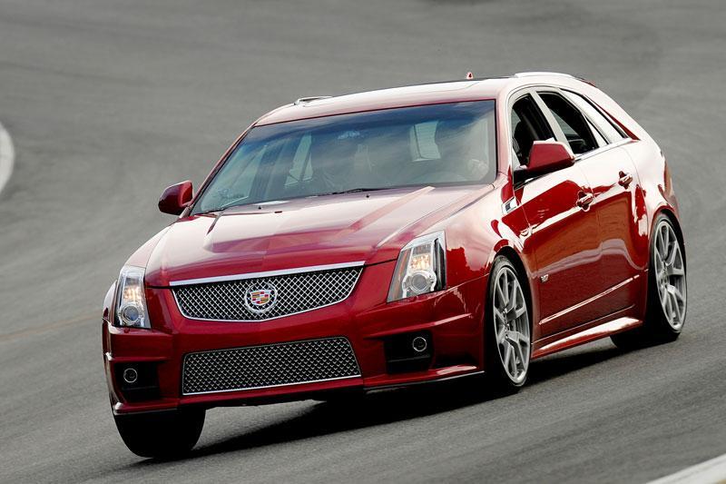 Gereden: Cadillac CTS-V Sport Wagon