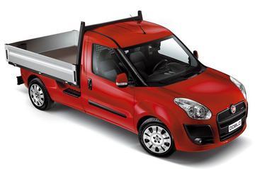 Fiat Doblò als pickup