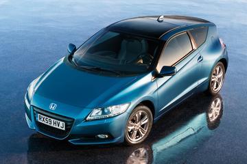 Honda CR-Z in Nederland duizenden euro's goedkoper
