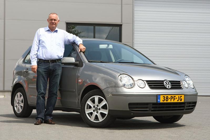 Klokje Rond Volkswagen Polo