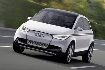 Audi A2 concept: nu beter op zijn plek