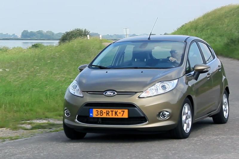 Rij-impressie Ford Fiesta Econetic
