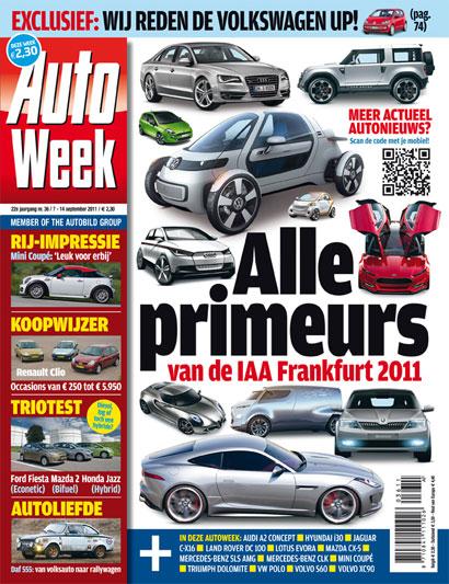 AutoWeek 36 2011