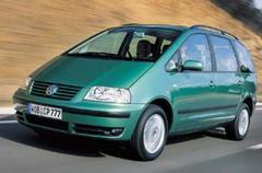 Volkswagen Sharan prijzen
