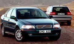 Volvo S40 en V40 fase twee