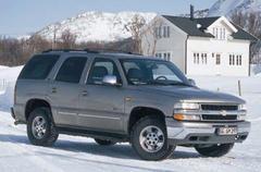 Rij-impressie Chevrolet Tahoe