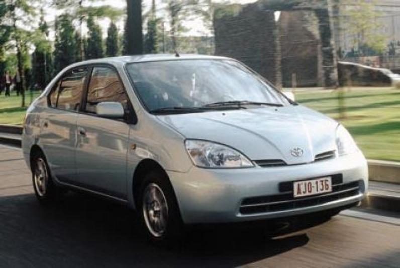 Toyota Prius Eerste Hybride Auto Autoweek Nl