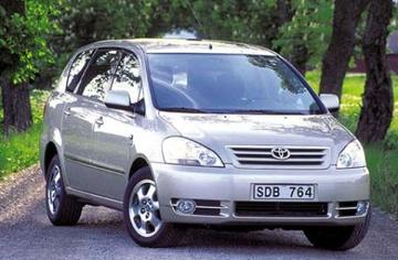 Meer Avensis: Toyota Avensis Verso