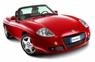 Facelift Fiat barchetta