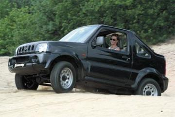 Suzuki Jimny cabrio weer terug