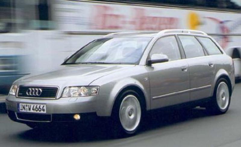 Nieuwe motor Audi A4