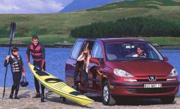 Prijzen Peugeot 807 bekend
