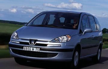 Meer over de Peugeot 807