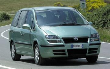 Prijzen Fiat Ulysse bekend