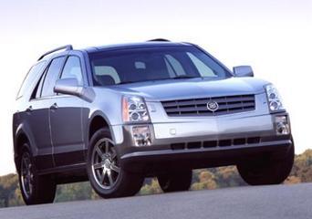 Cadillac'SUV is klaar