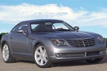 Europese Chrysler Crossfire