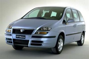 Fiat Ulysse/Lancia Phedra