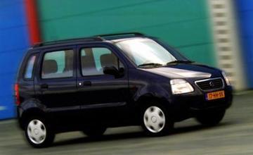 Suzuki Wagon R+ nu ook als 1.0