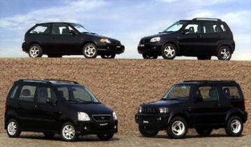Suzuki Wagon R+ Special