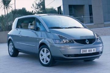 Nieuwe versies Renault Avantime