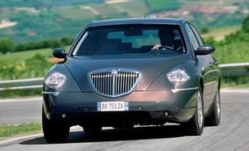 Nieuwe motoren voor Lancia Thesis